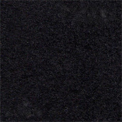 Wandbekleding naaldvilt stretch zwart 137 cm breed