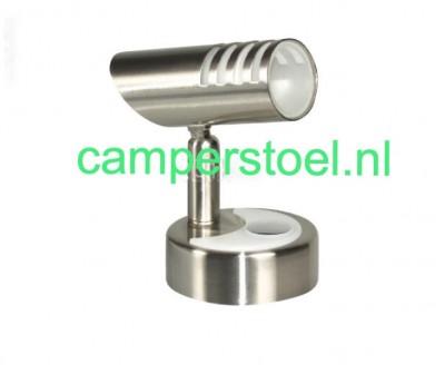 LED Leeslamp 12V/1W met schakelaar