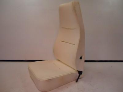 Bekleden en stofferen camper stoelen